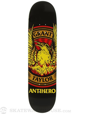 Anti Hero Taylor Resurgens Deck  8.06 x 32