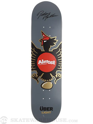 Almost Mullen Uber Chicken 2.0 Deck  8 x 31.6