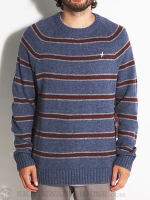 Altamont Mossad Sweater Grey MD