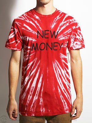 Altamont Recent Currency Tee Bone SM