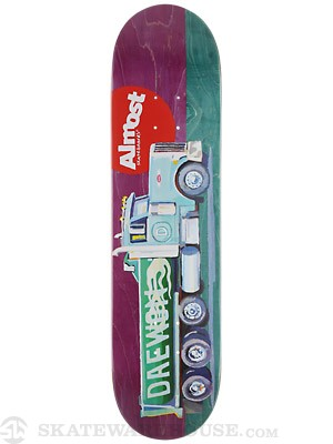 Almost Song Lotti Trucks Deck 8 x 31.6