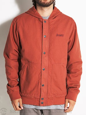 Altamont Sweep Jacket Rust XL