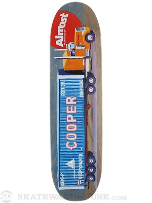Almost Cooper Lotti Trucks Deck 8.37 x 31.6