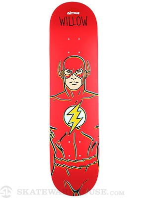 Almost Willow The Flash Deck  7.75 x 31.1