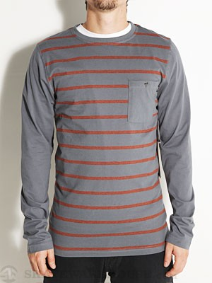 Ambig Callen Knit Shirt Slate MD