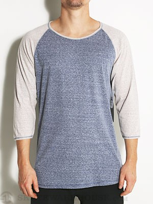 Ambig Dispatch Raglan Shirt Slate SM