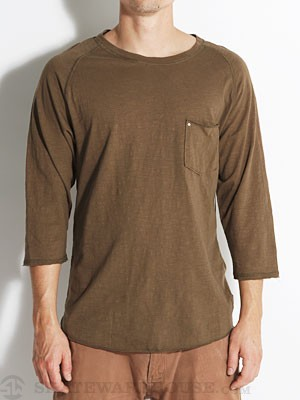 Ambig Spencer Knit Raglan Olive XL