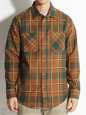 Altamont Strake Flannel Brown SM