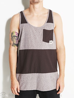 Ambig Thompson Tank Top Grey MD