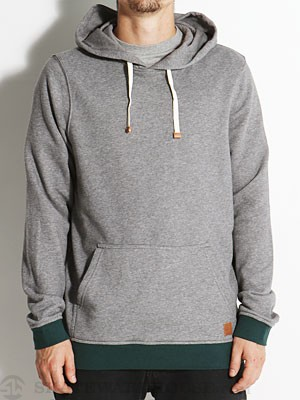 Altamont Octave Pullover Hoodie Heather Grey SM