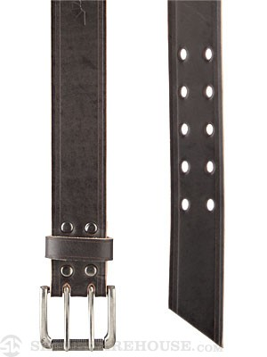 Armourdillo Rig Leather Belt Brown SM