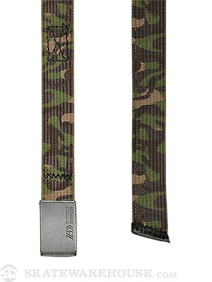 Armourdillo Surplus Clamp Belt Camo Adj.