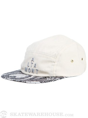 Altamont Peacock Camp 5 Panel Bone
