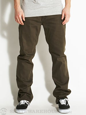 Altamont Wilshire 5 Pocket Pants Coffee 28