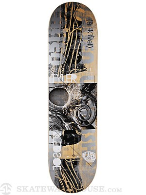 Alien Workshop Bledsoe Archival Deck  8.125 x 31.75