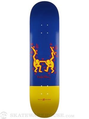Alien Workshop Haring Rise Above Deck  8.25 x 31.75