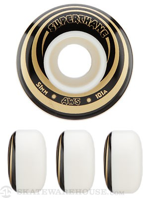 Alien Workshop Superthane Futurist Wheels 51mm