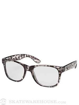 Brigada Lawless Sunglasses  Grey Tortoise/Clear Lens