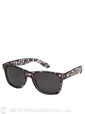 Brigada Lawless Sunglasses  Grey Tortoise/Smoke Lens