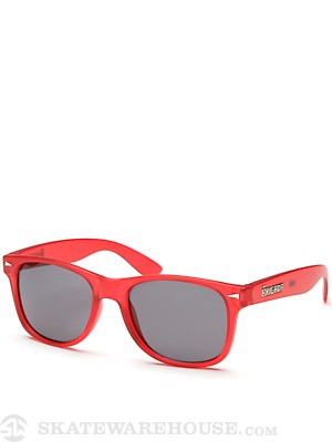 Brigada Lawless Sunglasses  Red Frost