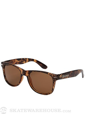 Brigada Lawless Sunglasses  Clear Tan Cloud/Brown