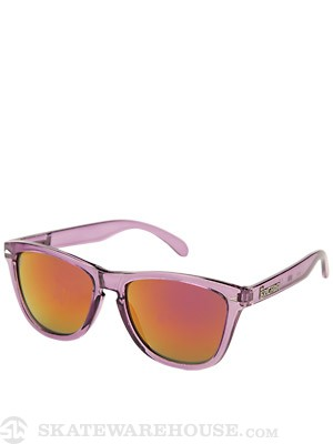 Brigada Dyer Sunglasses  Purple/Yellow Mirror