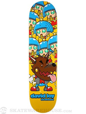 Birdhouse Loy Invasion Deck 8.125 x 32