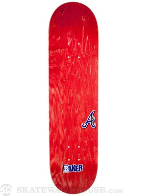 Baker Reynolds Lil ATL Red/Blue Deck  8.0 x 31.75