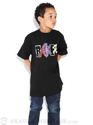 Baker Chop Shop Youth Tee Black MD