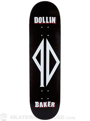 Baker Dollin Piss Drunx Deck  8.38 x 32
