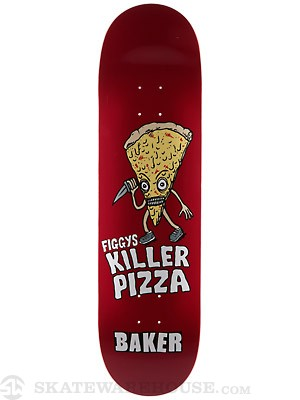 Baker Figgy Killer Pizza Deck  8.38 x 32