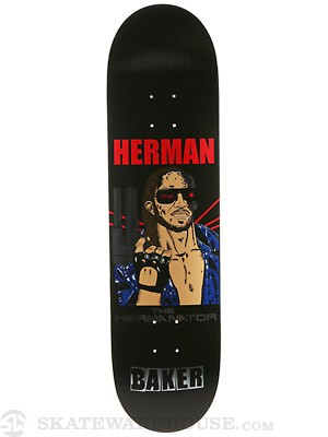 Baker Herman Hermanator Deck  8.25 x 31.875