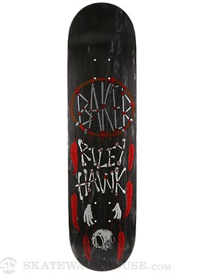 Baker Hawk Dream Catcher Deck  8.125 x 32.35
