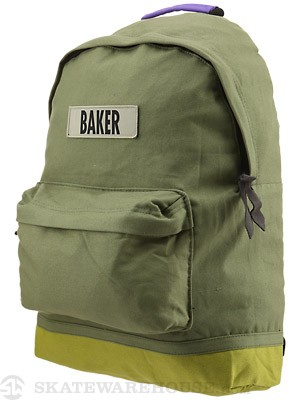 Baker Infantry Backpack Army