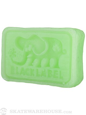 Black Label Elephant Green Wax