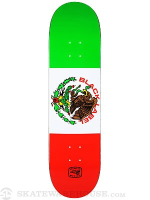 Black Label Super Mex Deck 8.38 x 32.5