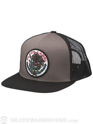 Black Label Super Mex Mesh Hat Brown/Black