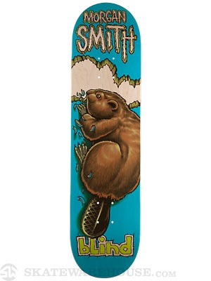 Blind Morgan Wood Eater Deck  8.0 x 31.6