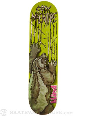 Blind McEntire Wood Eater Deck  8.0 x 31.6