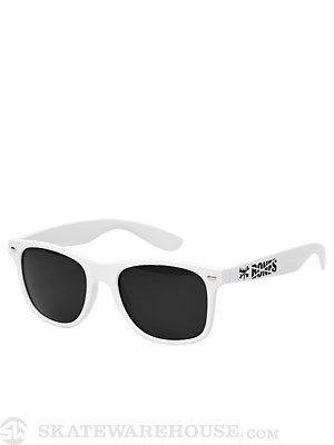 Bones Rat Sunglasses  White