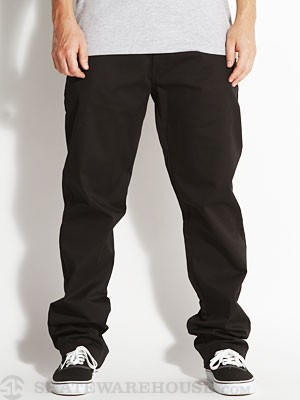 Bohnam Clayton Stretch Chino Pants Black 28