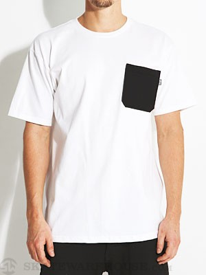 Bohnam Kooler Pocket Tee White SM