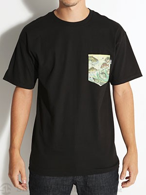 Bohnam Posse Pocket Tee Black SM