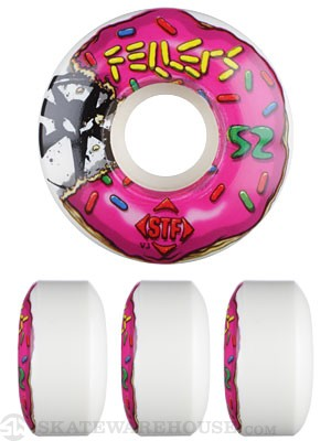 Bones STF Fellers Sprinkles V3 Wheels