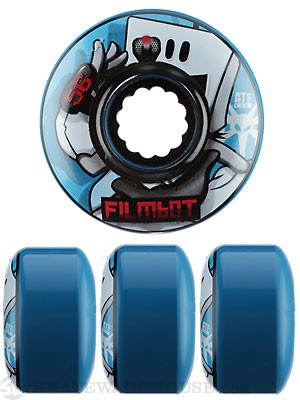 Bones ATF Filmbot II Blue Wheels