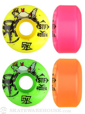 Bones STF Party Pack V1 Assorted Wheels
