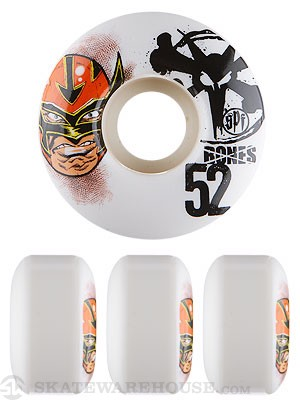 Bones SPF Lucha Libre Wheels 52mm