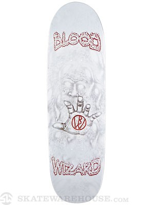 Blood Wizard Super Death Wizard Deck 9.125 x 32