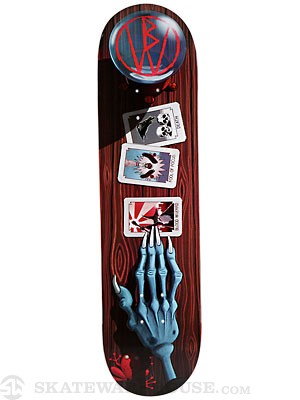 Blood Wizard Tarot Ripper Deck 8.0 x 31.375