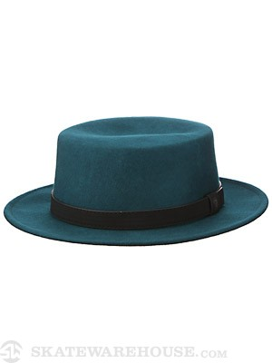 Brixton Avenue Girl's Hat Teal SM